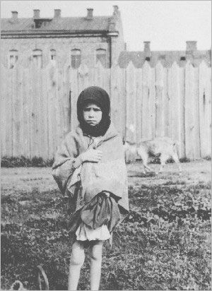 holodomor child